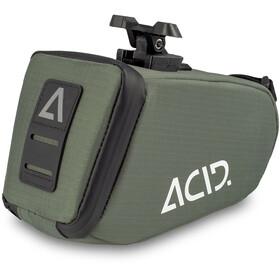 Cube ACID Click Zadeltas L, olijf